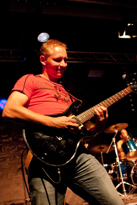 MegasetH announce Ruud De Boer as new guitarplayer